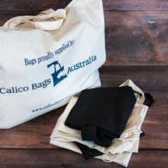 Claytons Australia Calico screen printed