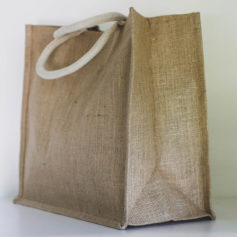 Claytons Australia Small Jute Bag 1