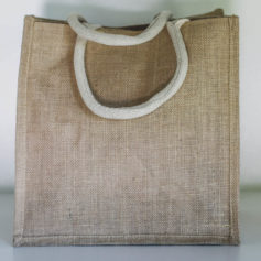 Claytons Australia Small Jute Bag 2