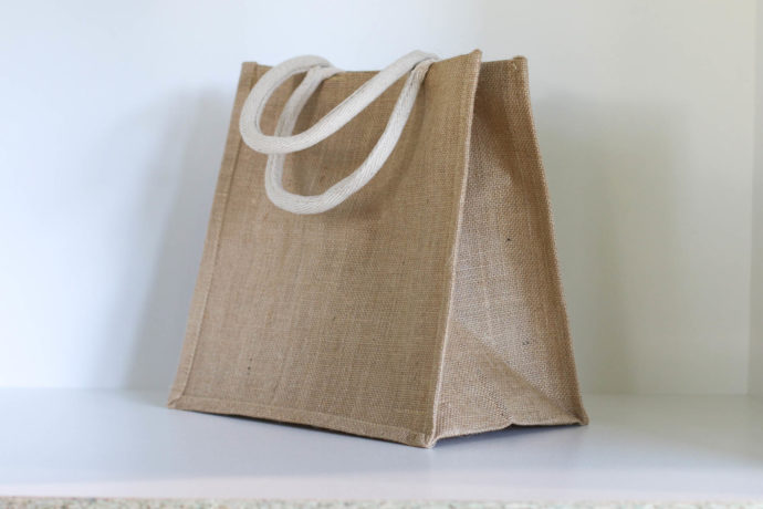 Claytons Australia Small Jute bag 4