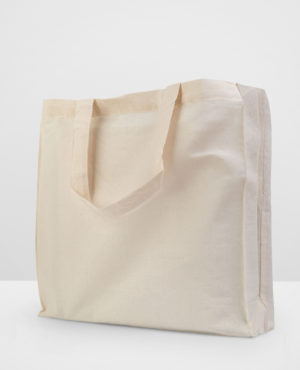 Calico Shopping Bag