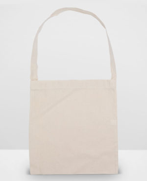 Calico Library Bag