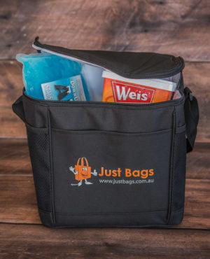Black Bag with stuff inside - Clayton Australia