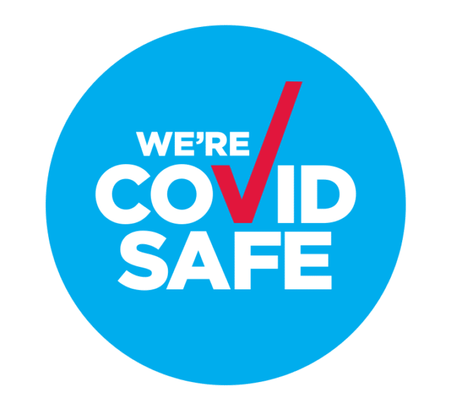 We're Covid Free - Clayton Australia